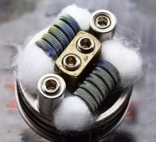 雾化器搭配烟油技巧及常用数据分享
